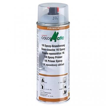 Colormatic 174414 Professional Grundierung CM 1K Epoxy, 400 ml, Grau -