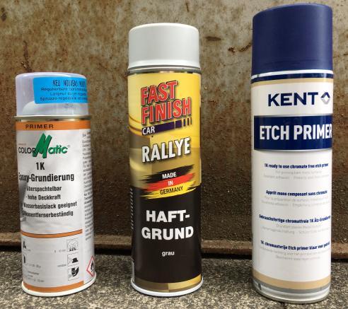 Beliebt Metallgrundierung Test - 3 Produkte im Vergleich OU63